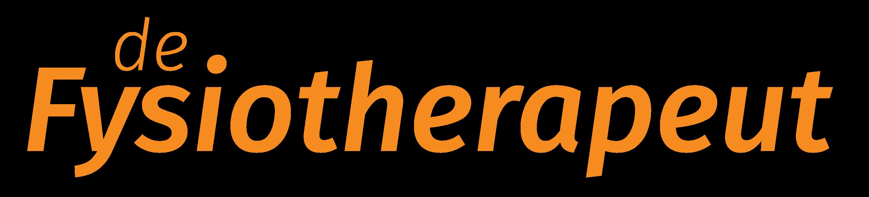 deFysiotherapeut logo link